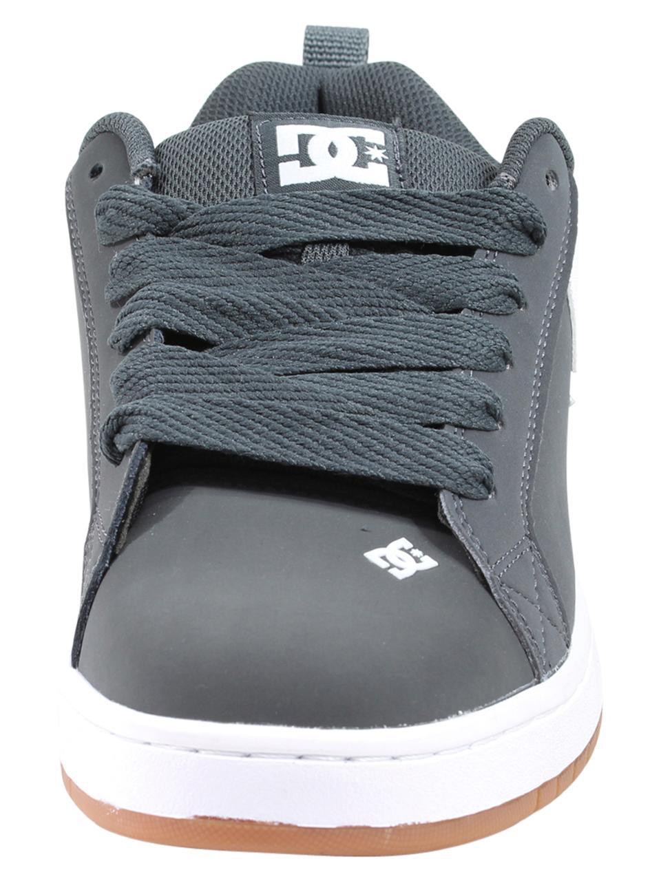 sale retailer 80c1c ef643 Details about DC Shoes Men's Court Graffik Skateboarding Sneakers Shoes