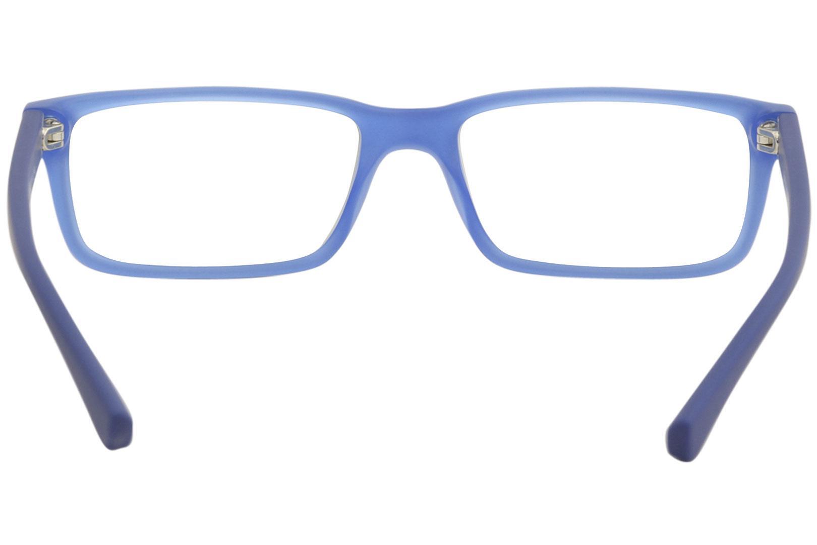 Emporio Armani Men\'s Eyeglasses EA3061 EA/3061 Full Rim Optical Frame