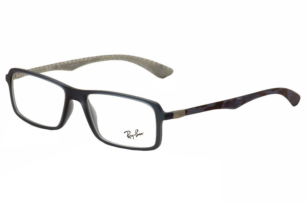 Ray Ban Tech Men\'s Eyeglasses RB 8902F RB8902/F RayBan Full Rim ...