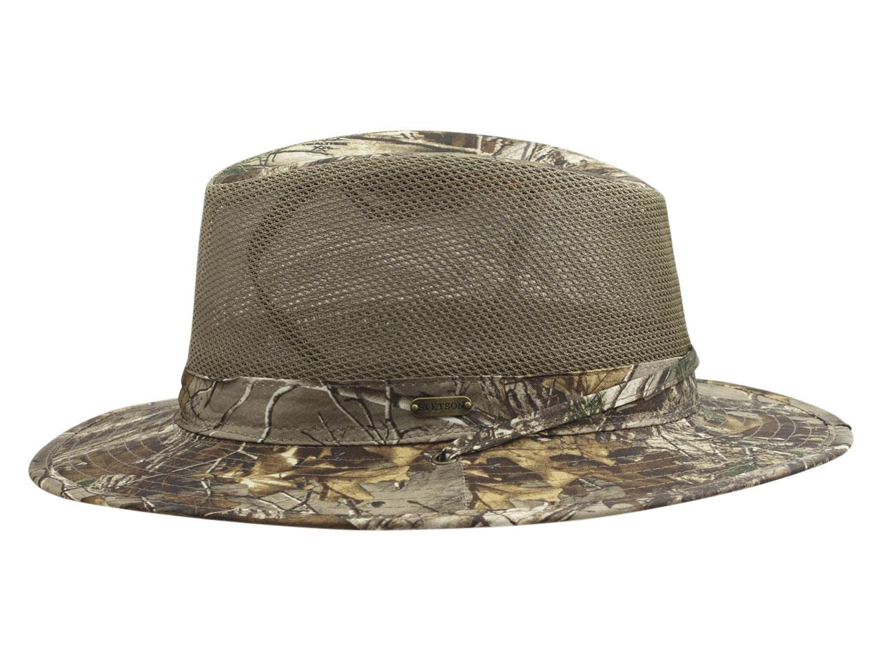77d4330c6fb Stetson Men s Realtree Xtra No Fly Zone Insect Repellent Safari Hat