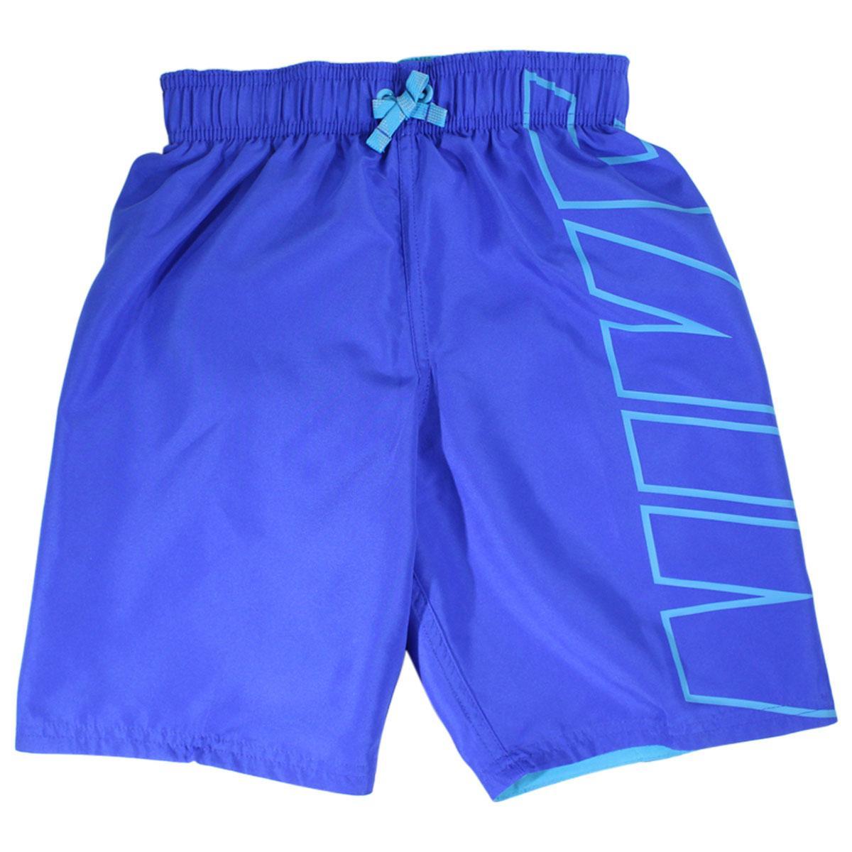 Nike Big Boy's Logo Breaker 8-Inch Trunks Swimwear