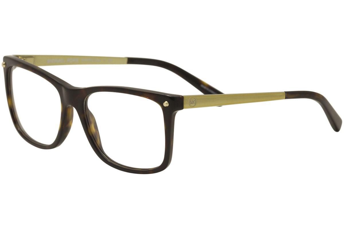 Michael Kors Women\'s Eyeglasses IZA MK4040 MK/4040 Full Rim Optical ...