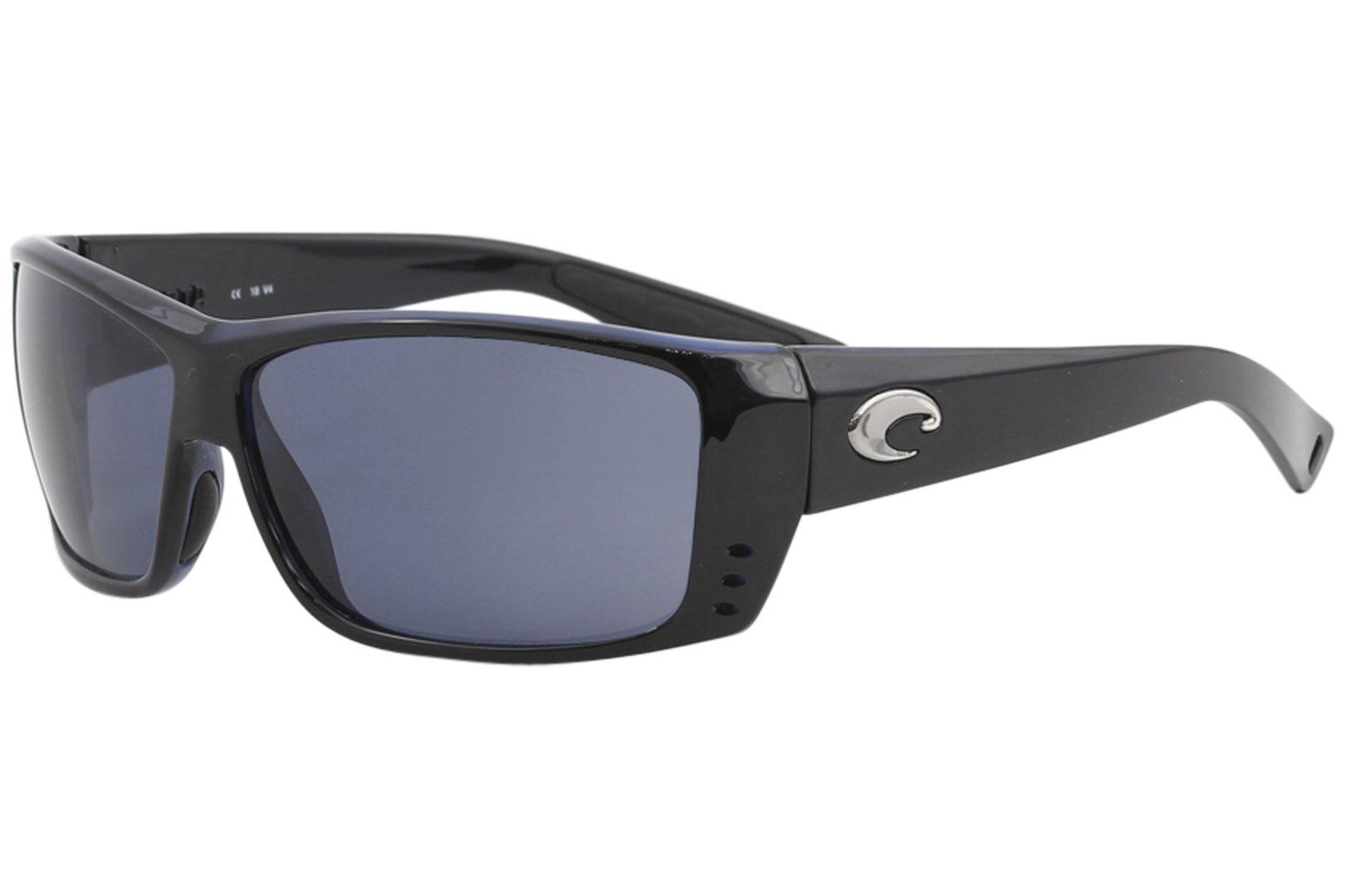 0a47ce7360 Costa Del Mar Men s Cat Cay Polarized Sunglasses