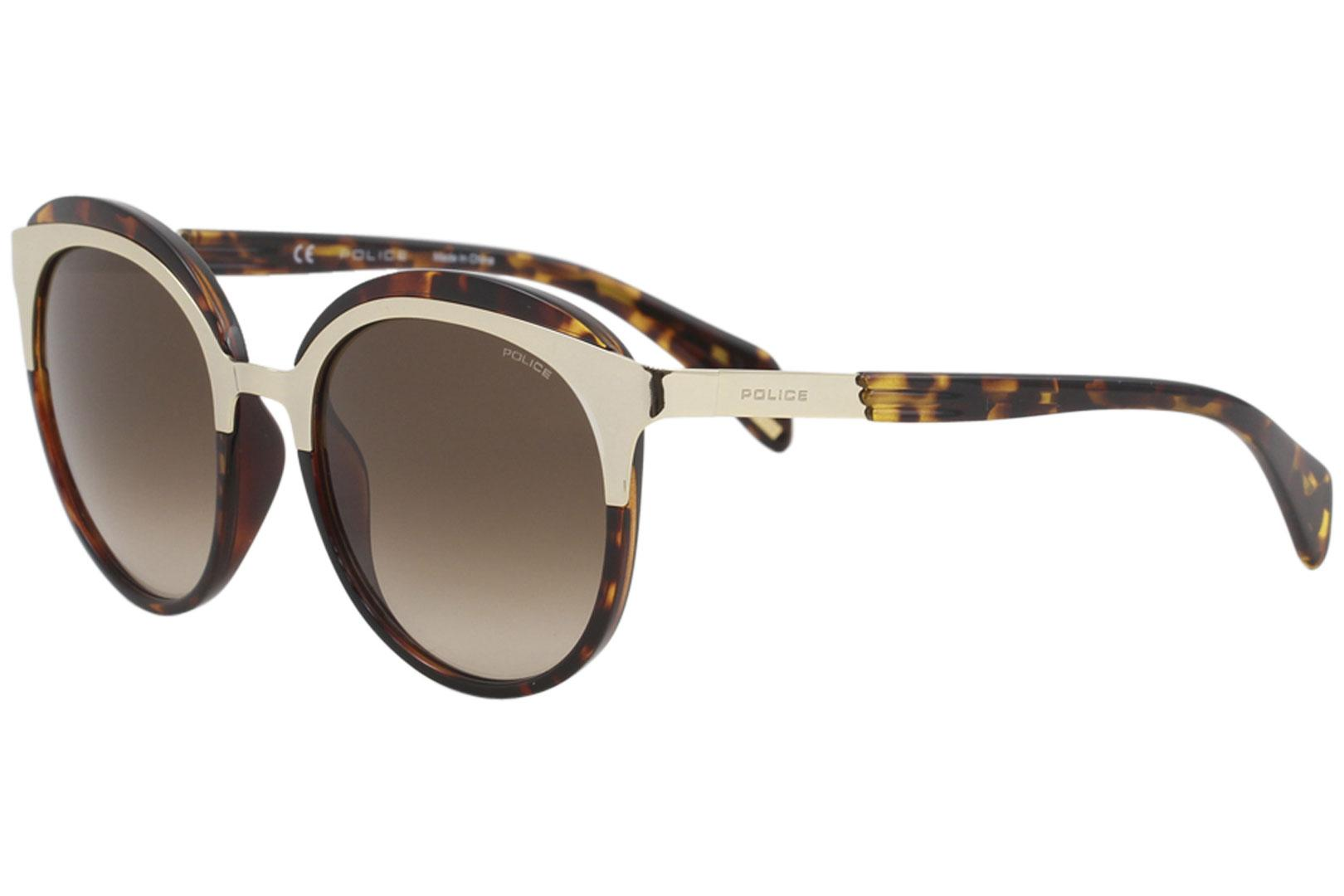 1fd39cfb8 Police Women's SPL499 SPL/499 Fashion Cat Eye Sunglasses