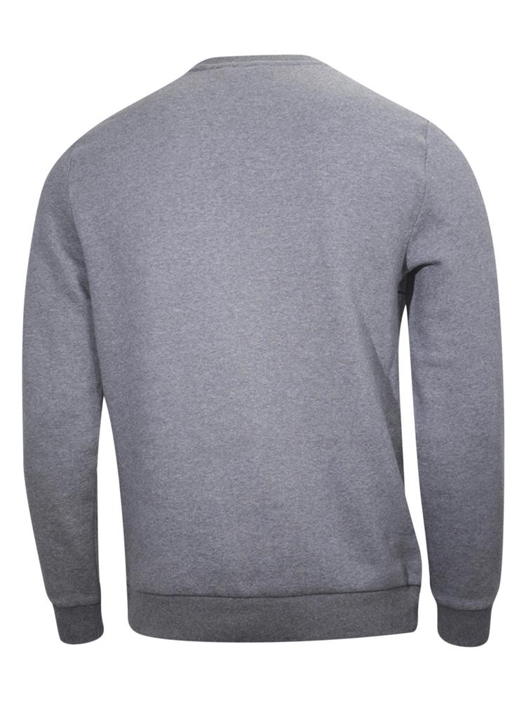 Calvin-Klein-Men-039-s-Soft-Touch-Fleece-Logo-Stripe-Sweatshirt thumbnail 6