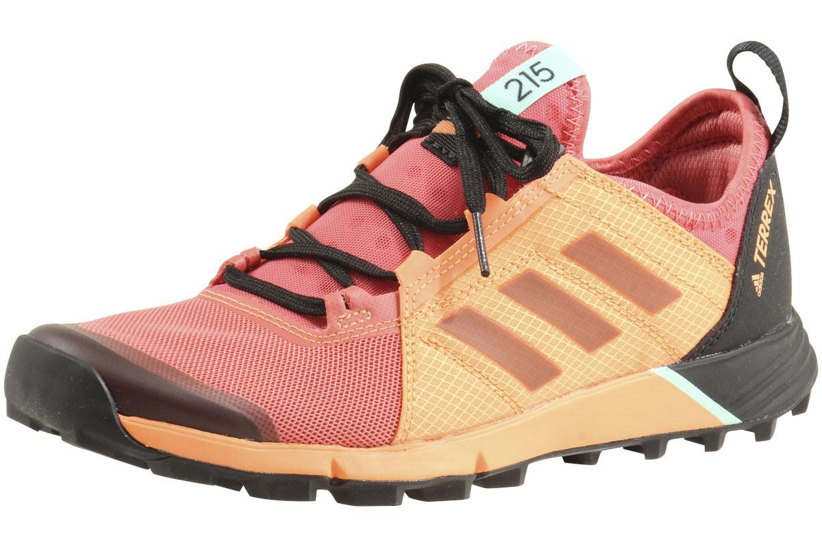 Adidas Women's Terrex Agravic Speed Trail Running Sneakers Shoes