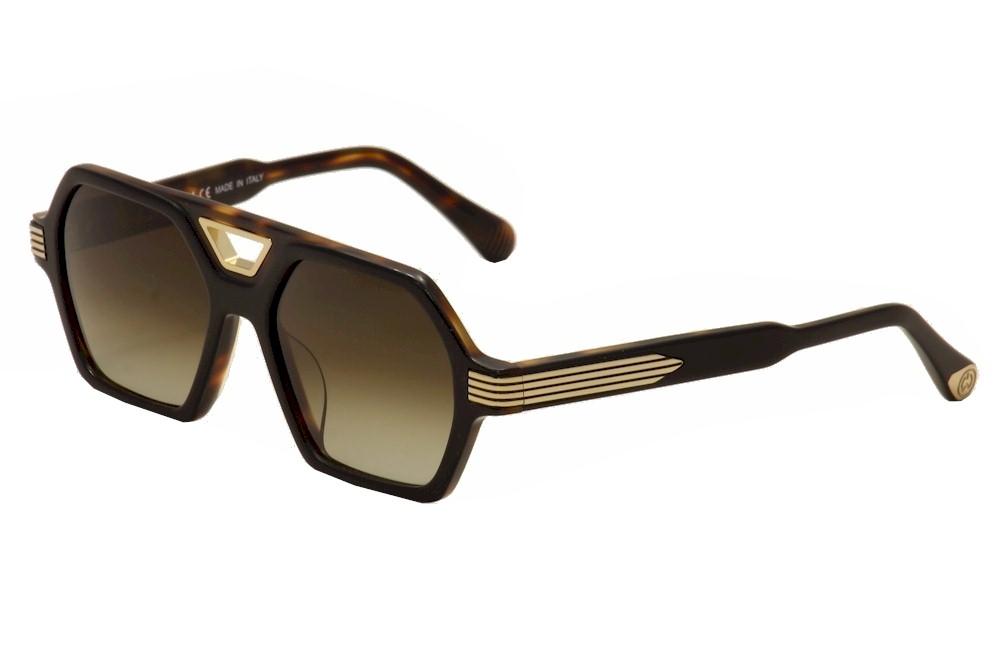 Image of ill.i By will.i.am Men's WA 506S 506/S Sunglasses - Black - Lens 55 Bridge 18 Temple 145mm