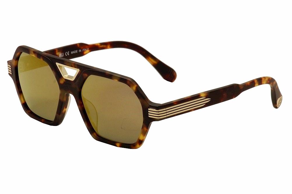 Image of ill.i By will.i.am Men's WA 506S 506/S Sunglasses - Brown - Lens 55 Bridge 18 Temple 145mm