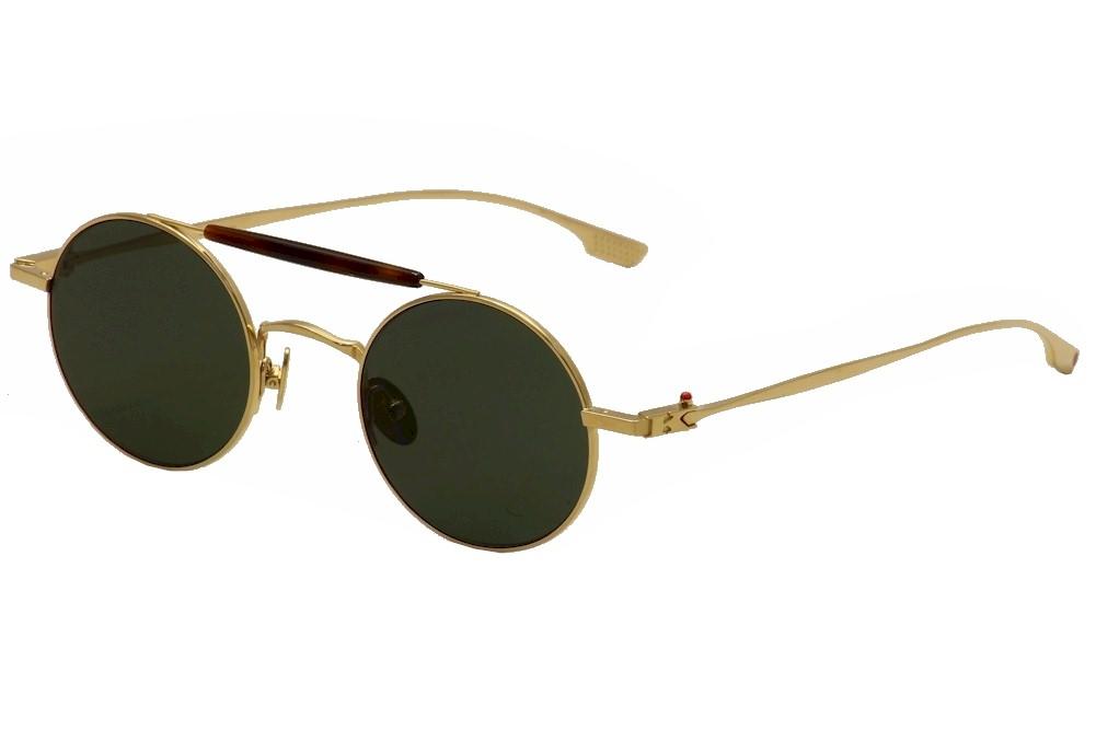 Image of Kiton Women's KT 508S 508/S Fashion Sunglasses  - Gold - Lens 47 Bridge 22 Temple 120mm