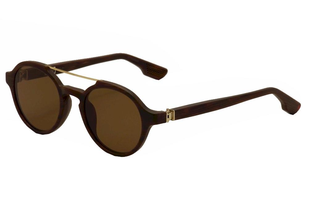 Image of Kiton Women's KT 504S 504/S Fashion Sunglasses  - Brown - Lens 50 Bridge 22 Temple 145mm