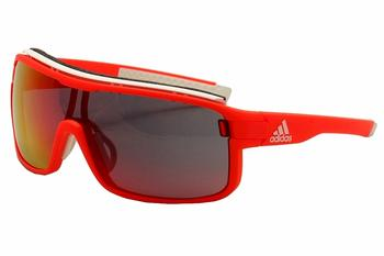Adidas Men's Zonyk Pro L AD01 AD/01 Shield Sunglasses