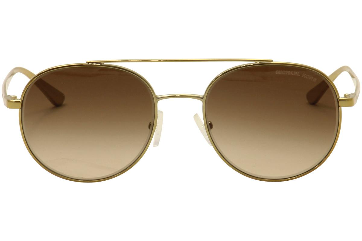 63e7d5dce8e Michael Kors Women s Lon MK1021 MK 1021 Fashion Pilot Sunglasses