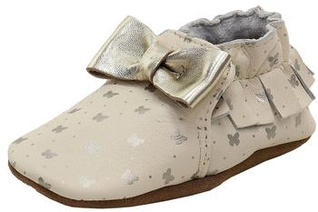 Robeez Mini Shoez Infant Girl's Maggie Moccasin Fashion Leather Slip-On Shoes  UPC: