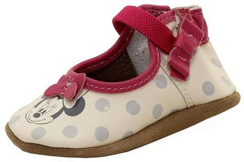 Robeez Mini Disney Shoez Infant Girl's Hey Minnie Mary Janes Shoes