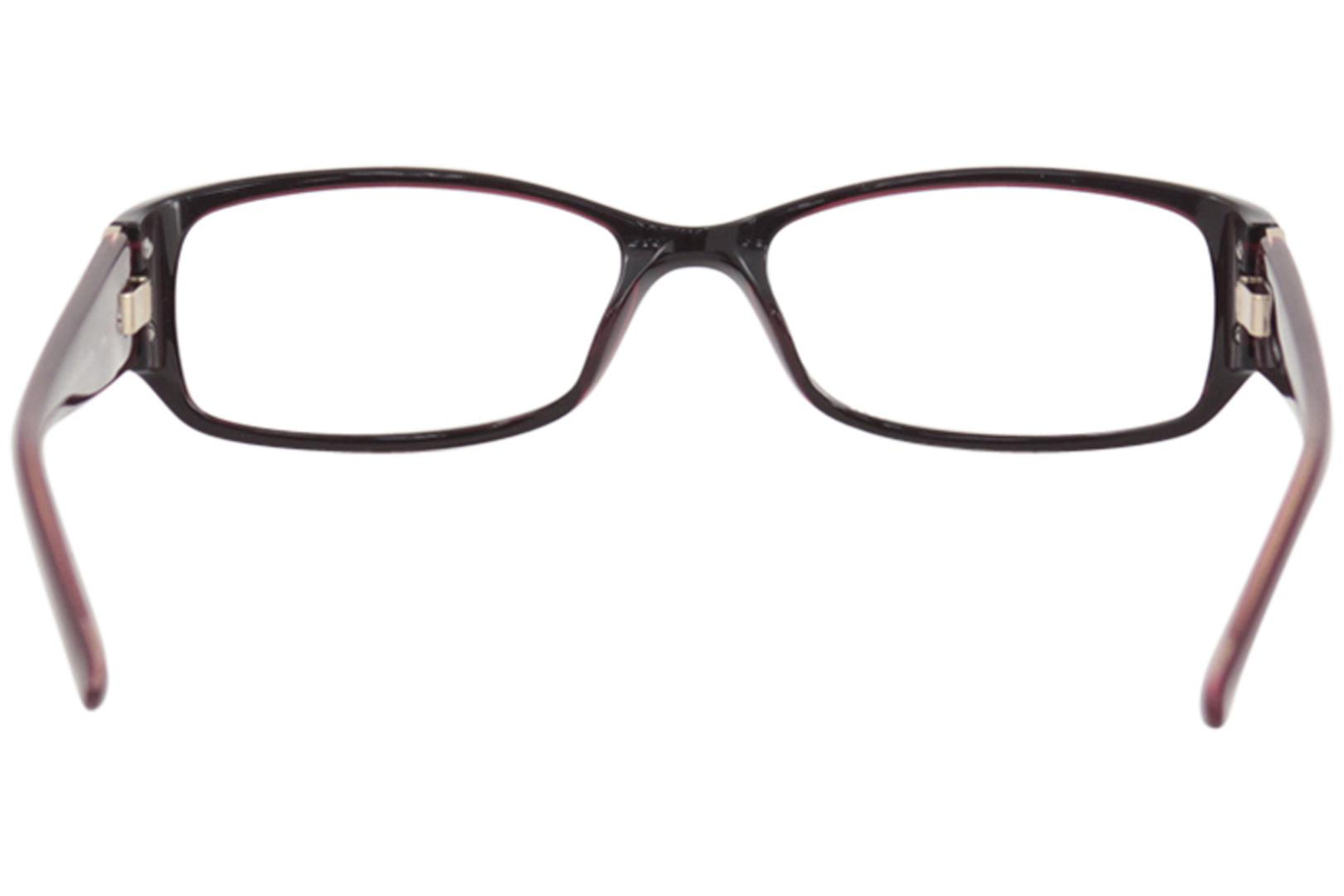 c97163bc3b Bebe Women s Glitzy Eyeglasses BB5060 BB 5060 Optical Frame