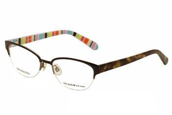 8be4707629 Kate Spade Women s Eyeglasses Jazmine Full Rim Optical Frame