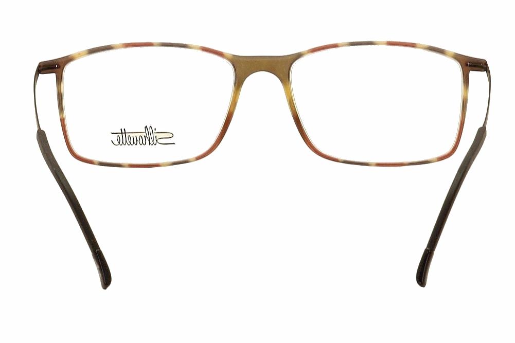 3f898623c89 Silhouette Men s Eyeglasses Urban Lite 2902 Full Rim Optical Frame by  Silhouette