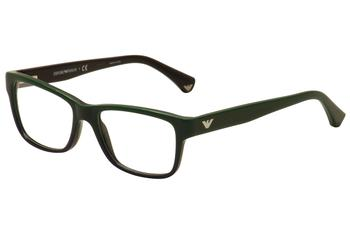 Emporio Armani Women's Eyeglasses EA3051 EA/3051 Full Rim Optical Frame UPC: