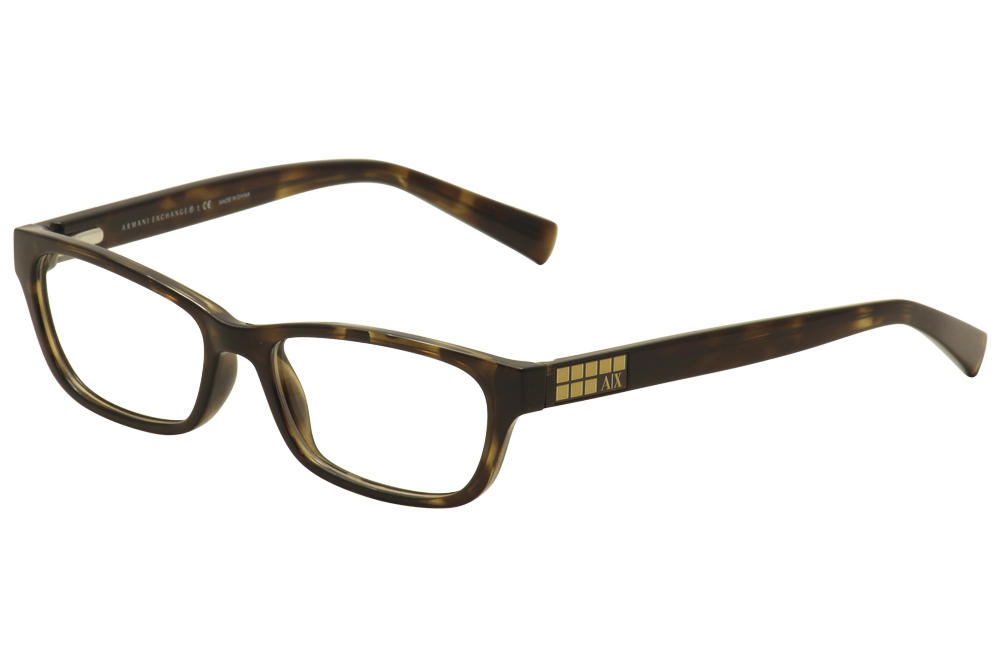 Armani Exchange Women S Eyeglasses Ax3008 Ax 3008 Full Rim Optical Frame