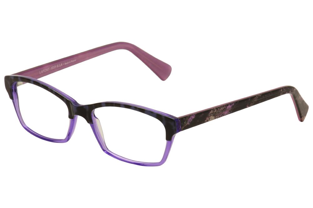 Lafont Issy & La Women\'s Eyeglasses Opera Full Rim Optical Frame