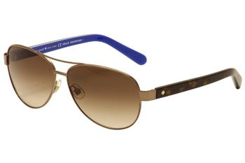Kate Spade Women's Dalia/S Fashion Pilot Sunglasses UPC: