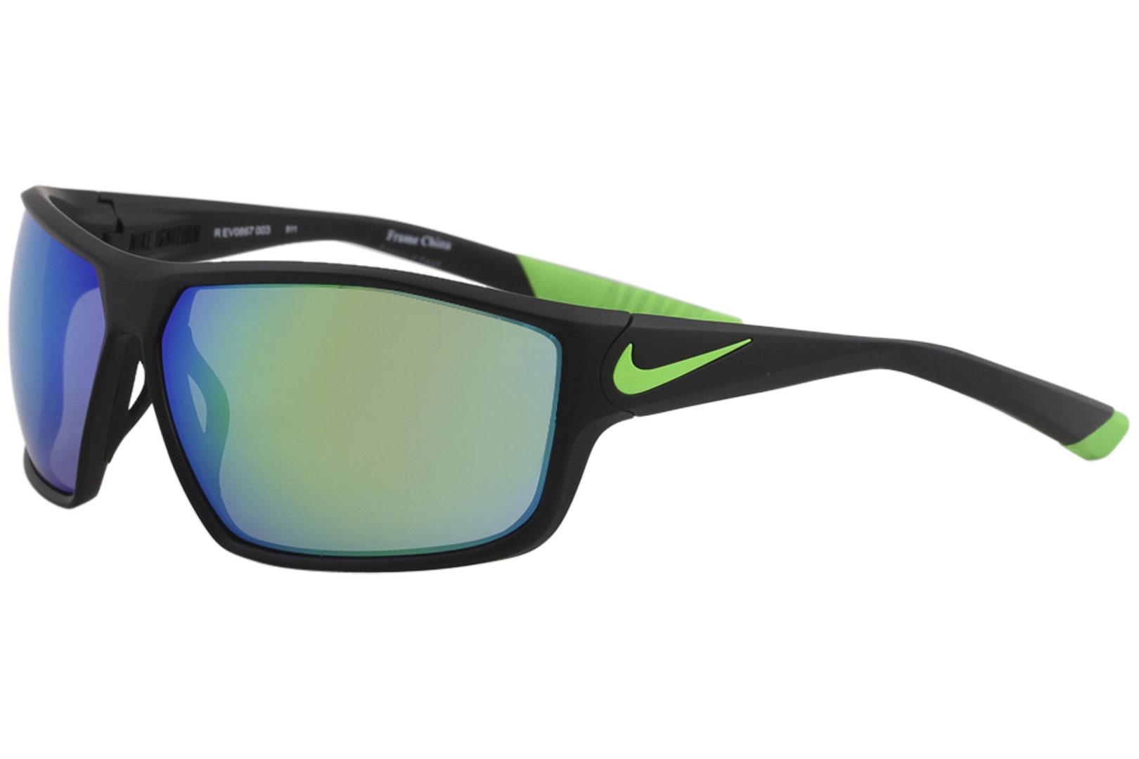 17a8cd76b5 Nike Men s Ignition Sport Square Sunglasses