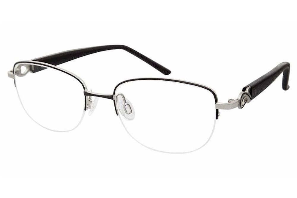 9eae02fd151 Elle Women s Eyeglasses EL13398 EL 13398 Full Rim Optical Frame