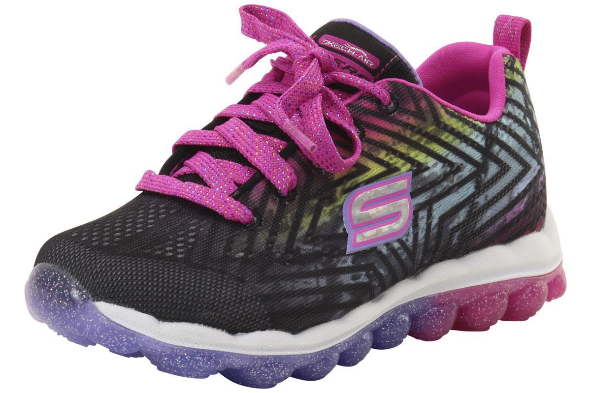 2f97e464ae1c Skechers Little Big Girl s Skech-Air Jumparound Memory Foam Sneakers Shoes