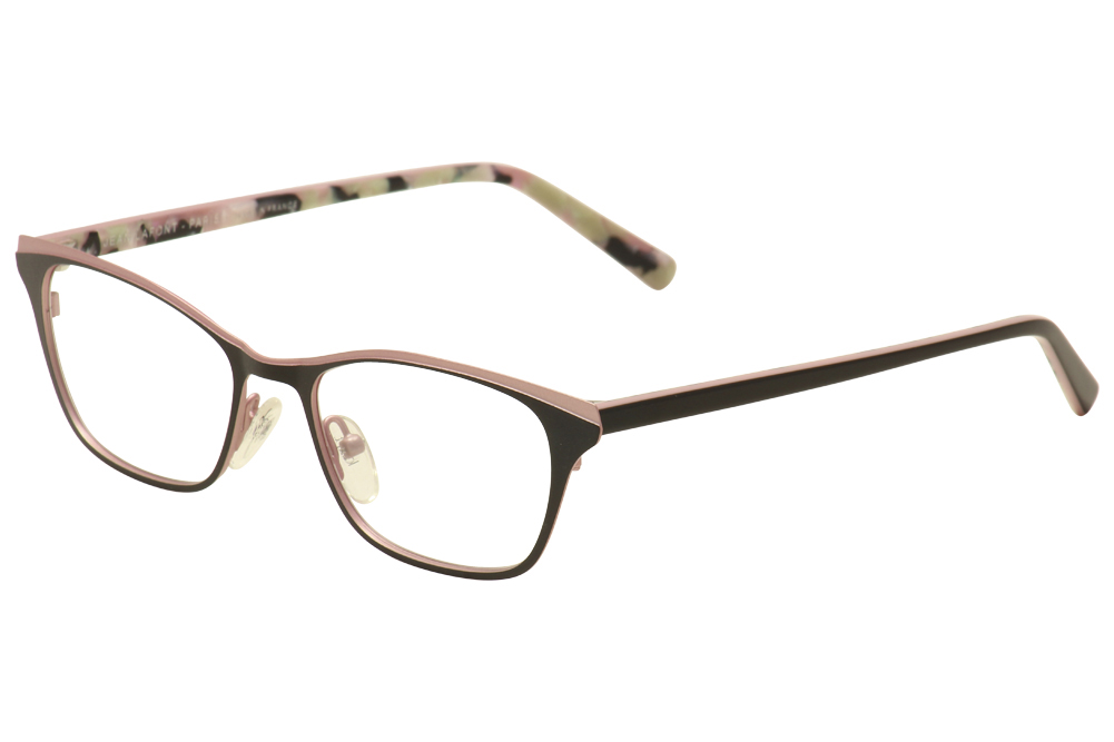 Image of Lafont Paris Women's Eyeglasses Sophie Full Rim Optical Frame - Black - Lens 49 Bridge 16 Temple 138mm