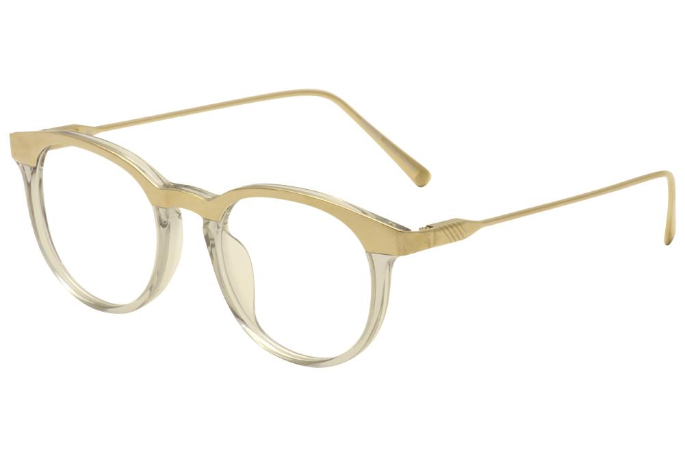 Image of ill.i By will.i.am Men's Eyeglasses WA010V WA/010V Full Rim Optical Frame - Grey - Lens 51 Bridge 20 Temple 150mm