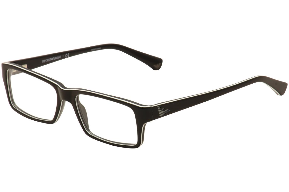 Armani Exchange Women S Eyeglasses Ax3017 Ax 3017 Full Rim Optical Frame