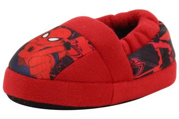 Spiderman Toddler/Little Boy's Red Fashion Slippers Shoes
