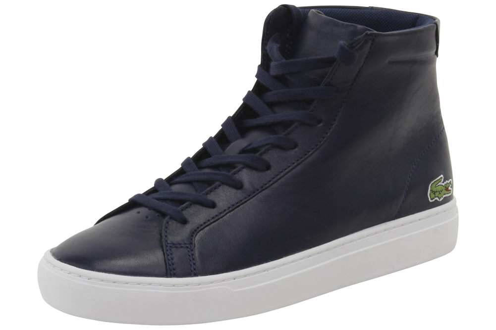 3f4bfce22e0ae6 Lacoste Men s L.12.12 Mid 316 1 Fashion High Top Sneakers Shoes