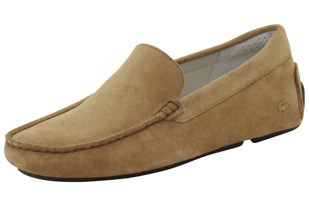dbf0ba8a36f0 Lacoste Men s Piloter 316 2 Fashion Suede Loafers Shoes