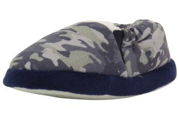Stride Rite Toddler/Little Boy's Cozy Camo Fashion Slippers Shoes  UPC: