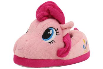 Stride Rite Toddler/Little Girl's My Little Pony Pinkie Pie Slippers Shoes