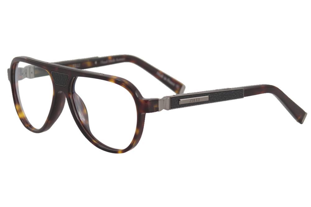 a617c9eb1c Zilli Men s Eyeglasses ZI60000 ZI 60000 Full Rim Optical Frame by Zilli