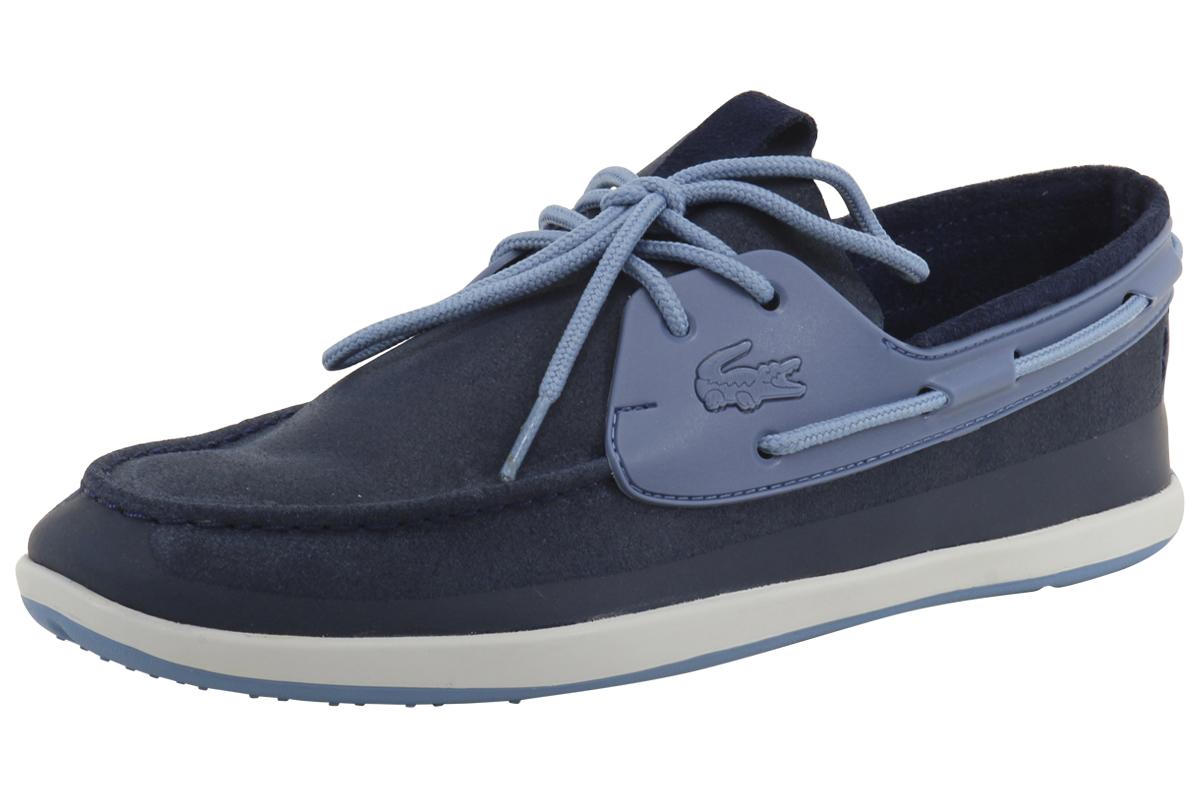040cfdb6d5ac Lacoste Men s L.Andsailing 316 2 Fashion Boat Shoes