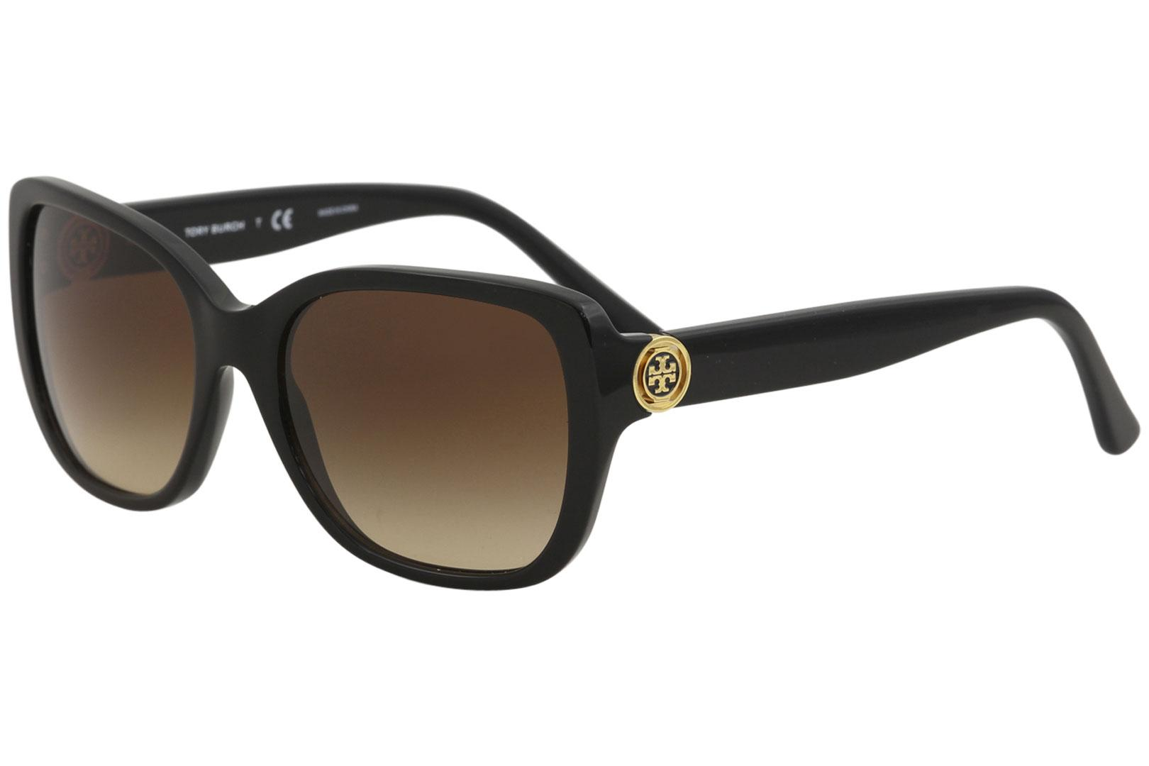 cfb8bc6141 Tory Burch Women s TY7086 TY 7086 Fashion Square Sunglasses