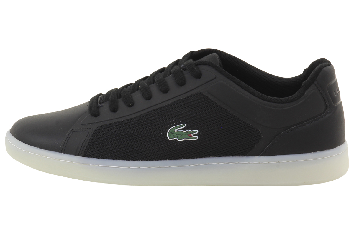 69aedc78c Lacoste Men s Endliner 416 1 Canvas Suede Sneakers Shoes by Lacoste. 1234567