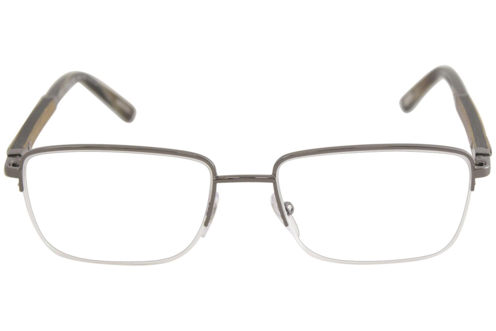 05e5c2b730 Chopard Men s Eyeglasses VCHB75 VCH B75 Half Rim Optical Frame