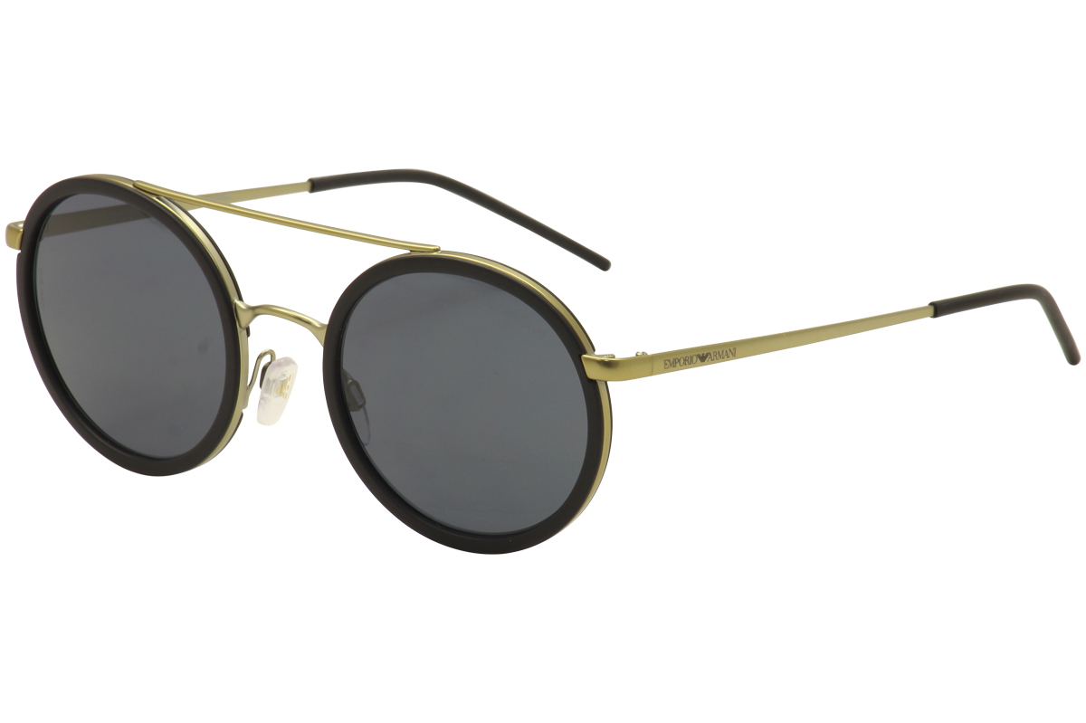 Image of Emporio Armani Men's EA2041 EA/2041 Sunglasses - Gold - Lens 50 Bridge 22 Temple 145mm