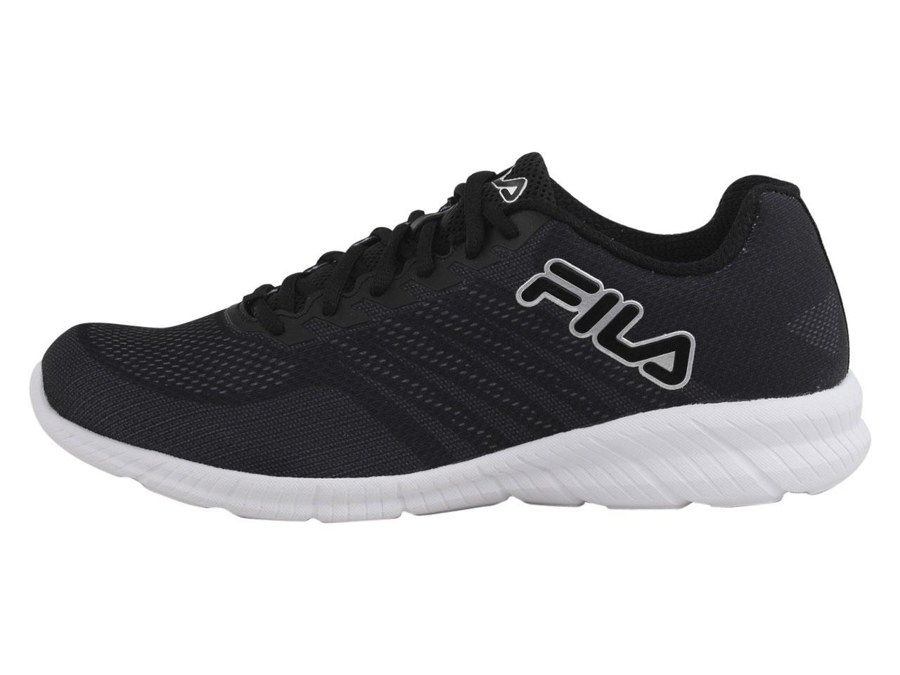 a4e1003c13fa8 Fila Men s Windracer-3 Memory Foam Running Sneakers Shoes