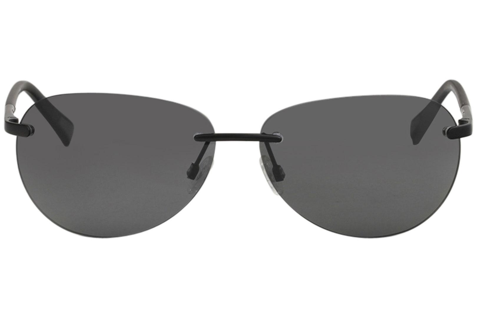7d8dae0bed Timberland Men s TB9117 TB 9117 Fashion Rectangle Polarized Sunglasses