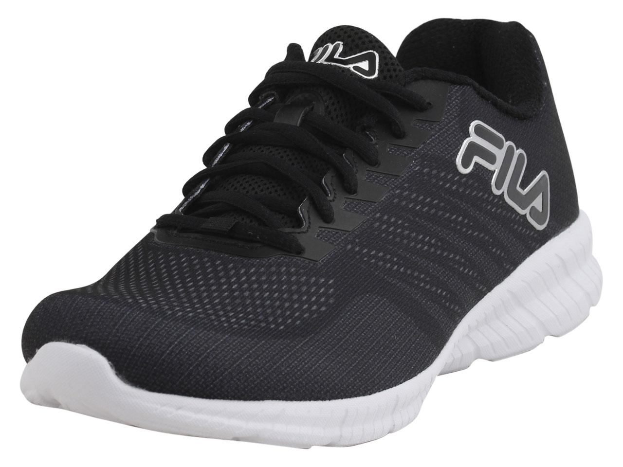 eb26d01ed Fila Men s Windracer-3 Memory Foam Running Sneakers Shoes