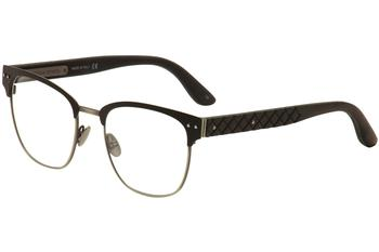 Bottega Veneta Women's Eyeglasses BV0011O BV/0011O Full Rim Optical Frame UPC: