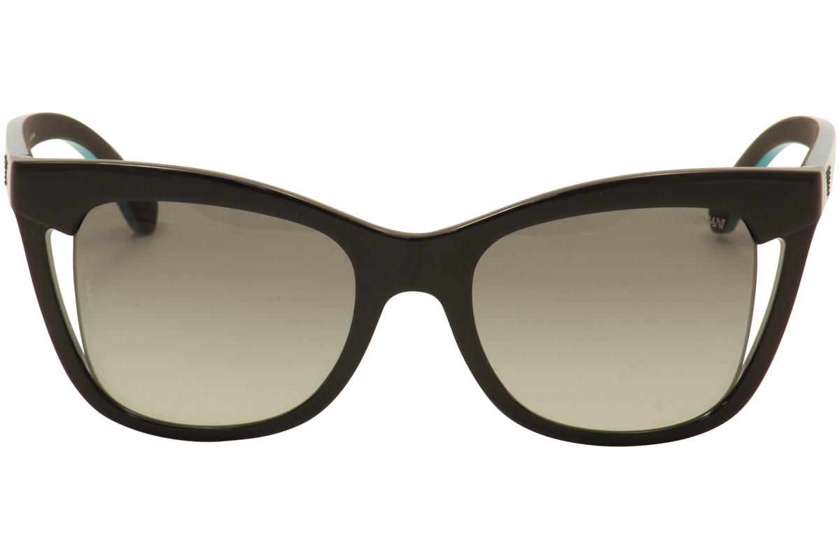 eaf9bc49f9b1 Emporio Armani Women s EA4088 EA 4088 Fashion Cateye Sunglasses by Emporio  Armani. 12345