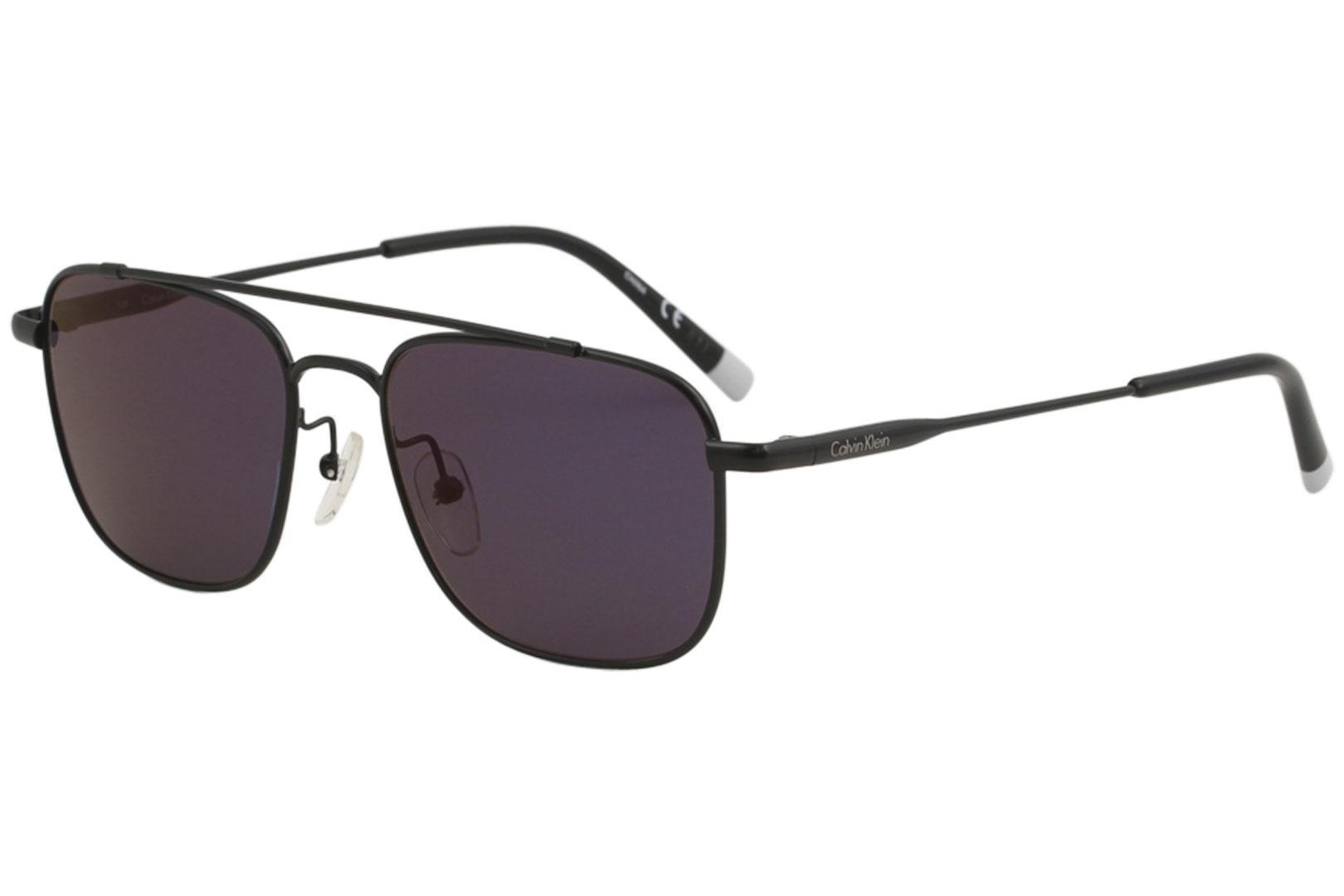74f4321bd4 Calvin Klein Women s CK2150S CK 2150 S Fashion Pilot Sunglasses
