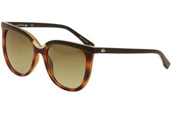 cca65b4ad6 Lacoste Women s L825S L 825 S Fashion Square Sunglasses