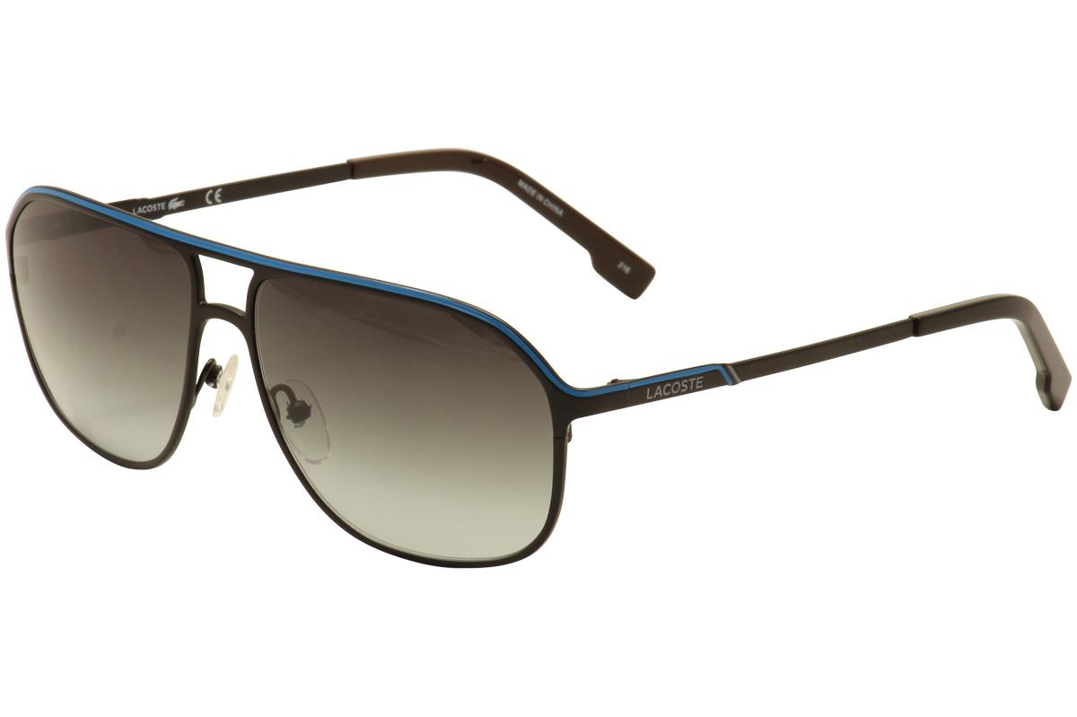 d905a9975f Lacoste Men s L139SB L 139 SB Pilot Sunglasses